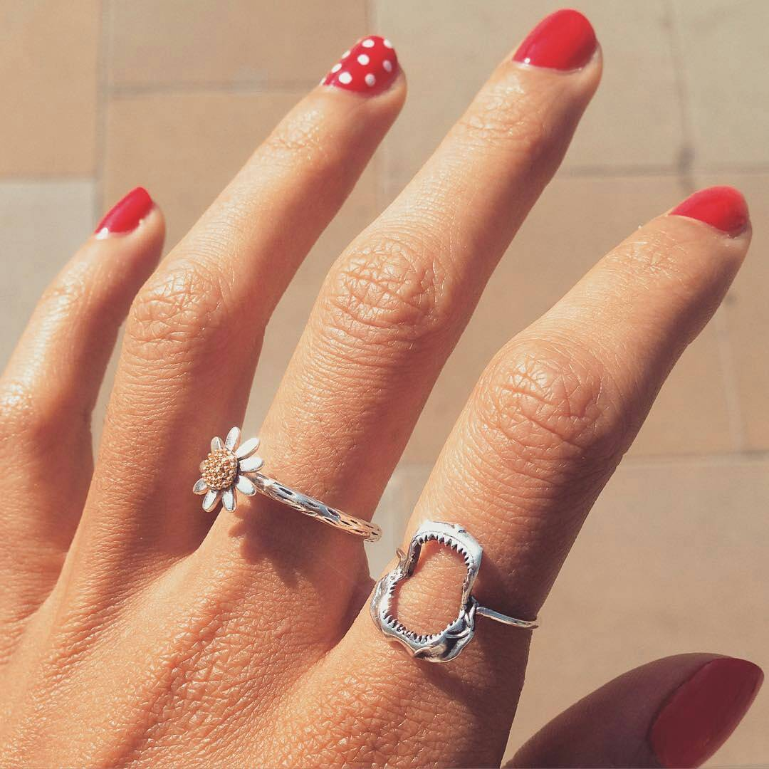 Lee Renee shar kjawbone ring