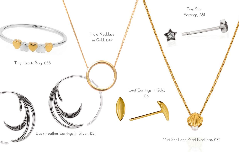 bridesmaids jewellery lee renee
