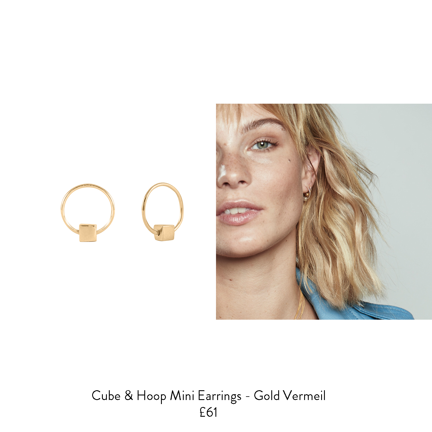 graduation gift ideas for her gold hoop earrings
