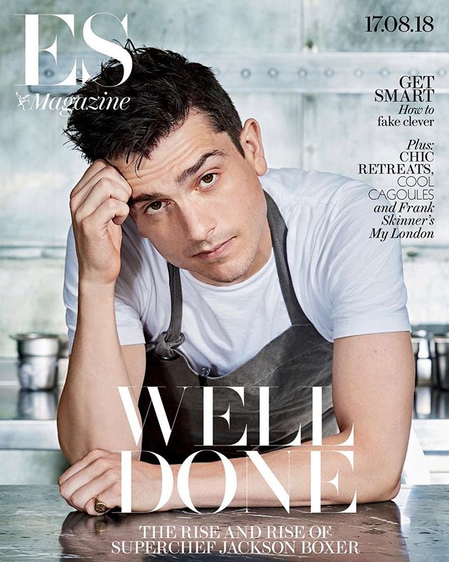 Um.... yeah. The amount of laborious editing required to make me look and sound even halfway human right now must have been truly heroic. Thank you @laura_weir, @wills2power & @eveningstandardmagazine for making this desperate aspirant's cover-girl dream come true. I actually love it. Owning this one.