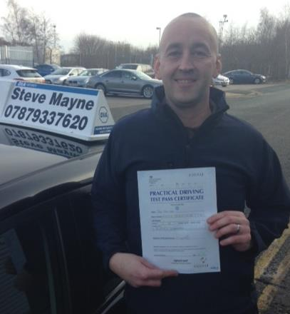 Paul passed his test.jpg