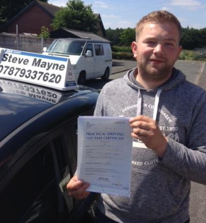 James passed his test.jpg