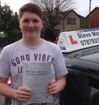 Jake passed his driving test.jpg