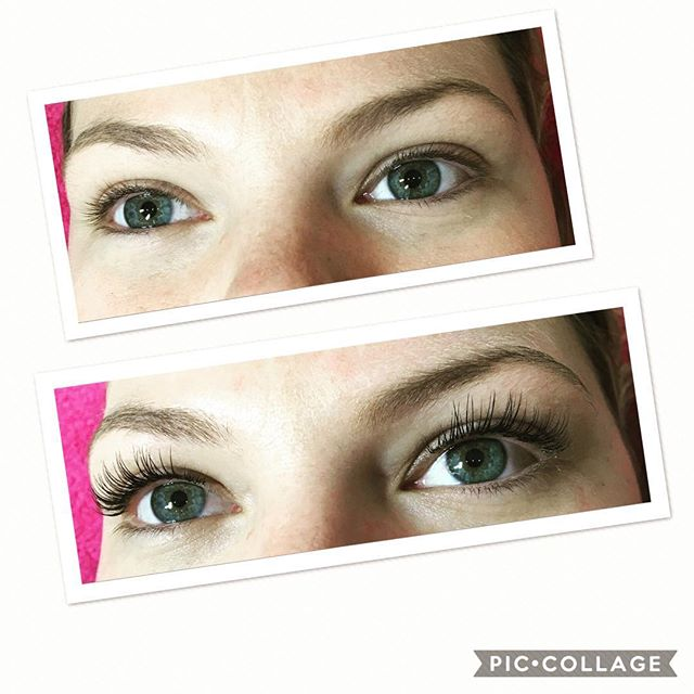 This look in one hour #powerhour #lashextensions #bromleylashes #classiclashes