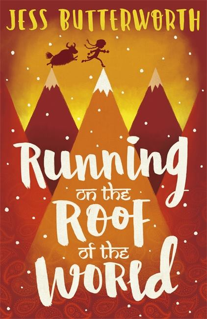 Jess' book 'Running on the Roof of the World' will be published June 2017