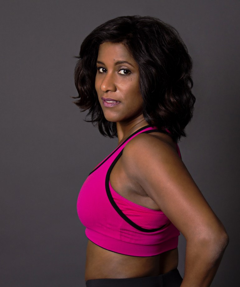 Her fitness life - Beautifully Said MagazineBy La Tasha TaylorHow do fashion, beauty and fitness intertwine for you?Fitness is such an important part of feeling good and looking good. I know when I am fit, healthy and strong, I feel more beautiful and make better fashion choices. .... As I've gotten older I realized fitness is less about competing and more about feeling strong and empowered. We smile brighter and stand taller when we are fit and healthy. I have this theory that people dress better when they are in love, so maybe we also dress better when we're fit.Click here to read more.