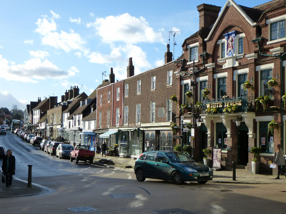 The High Street, View A