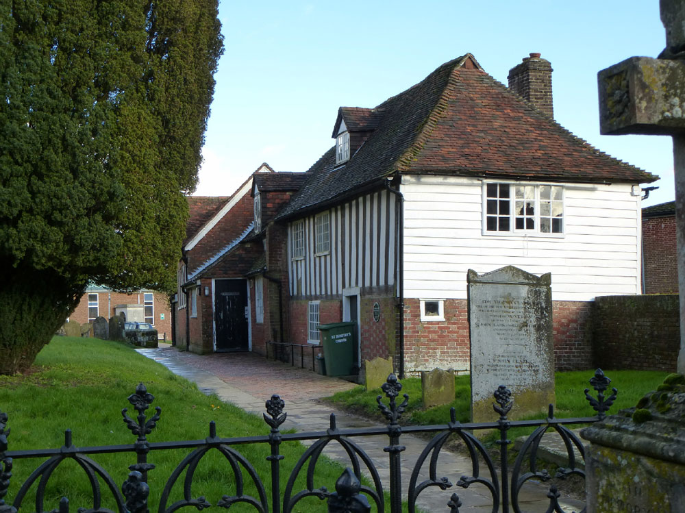Typical Cranbrook half timbered property