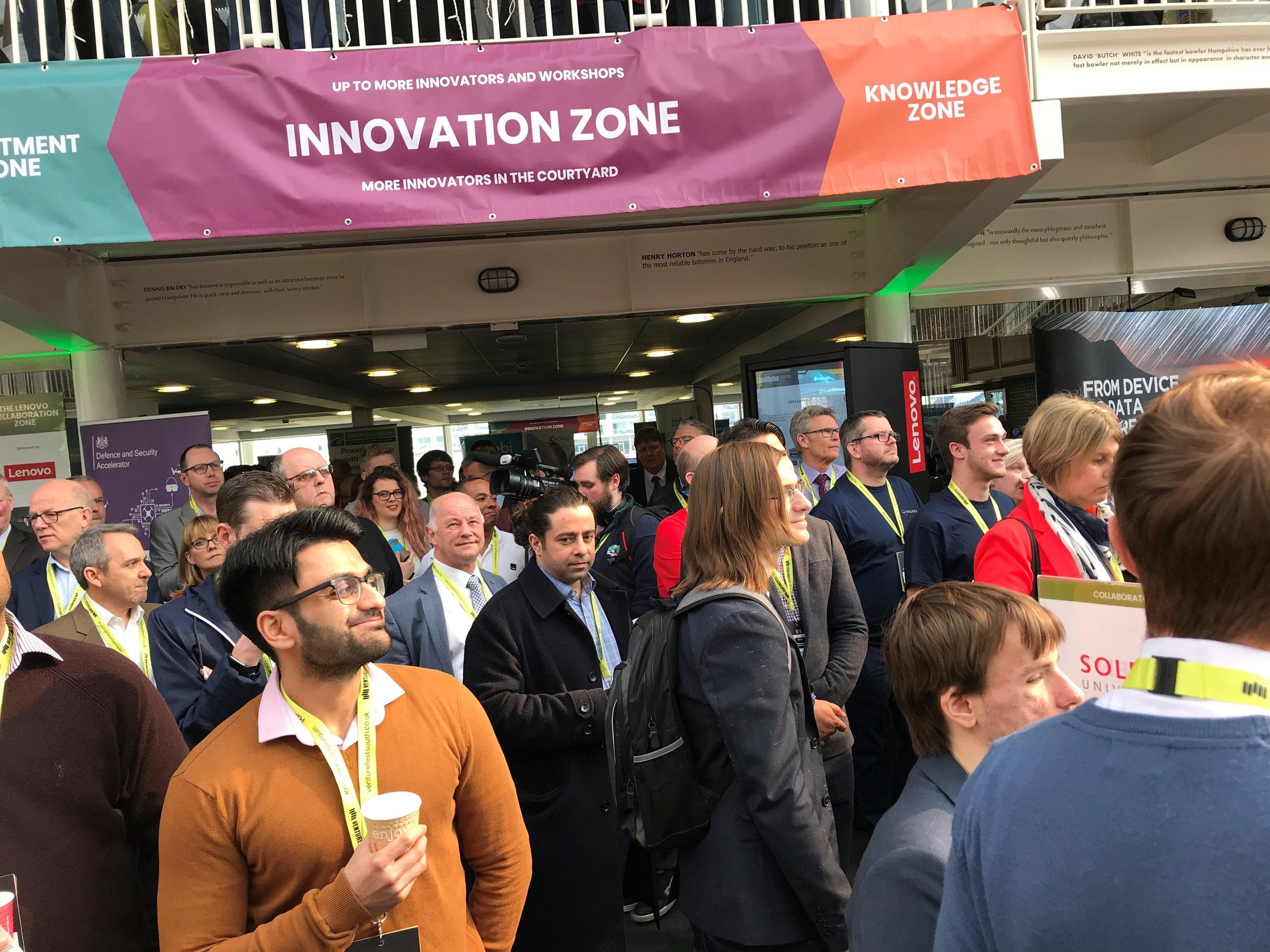Venturefest April 2019 -