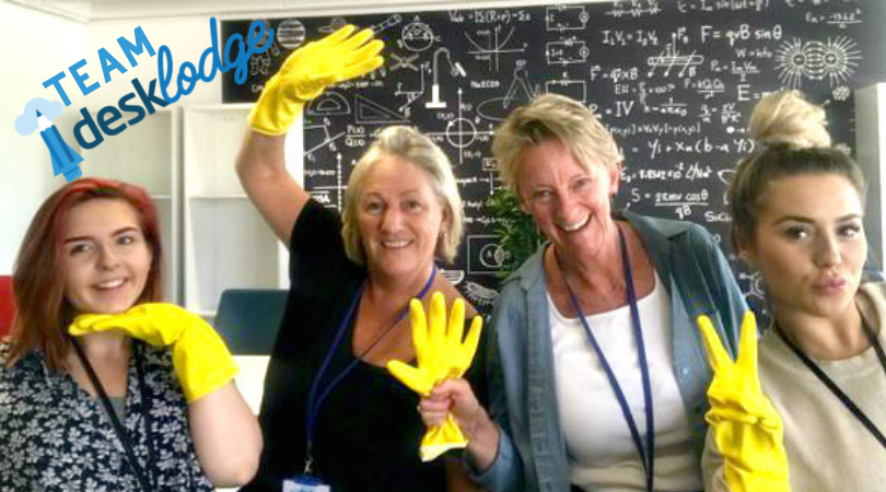 Meet The Team - Hello From Mollie, Carol, Alison & Hollie