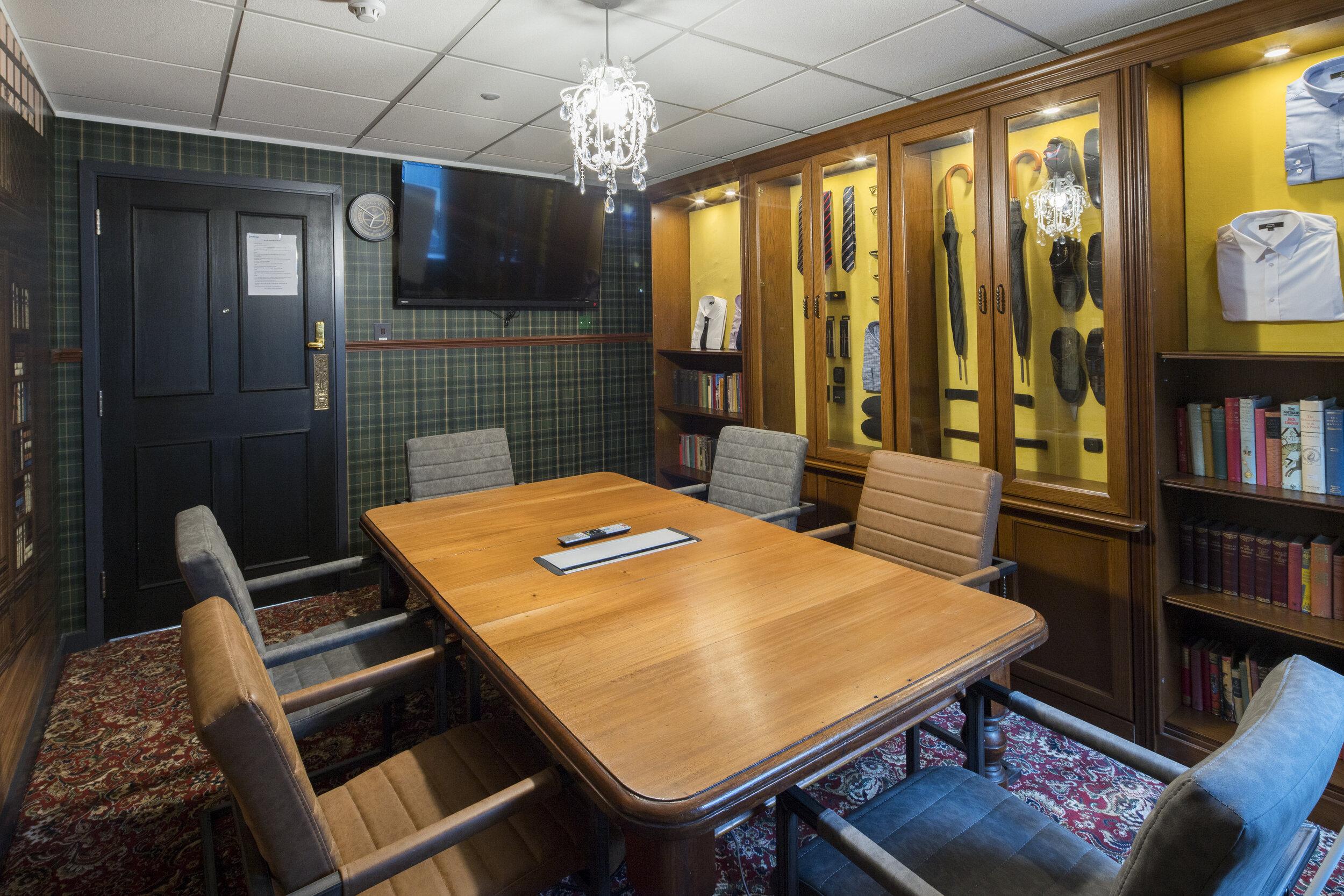 Book A Room -