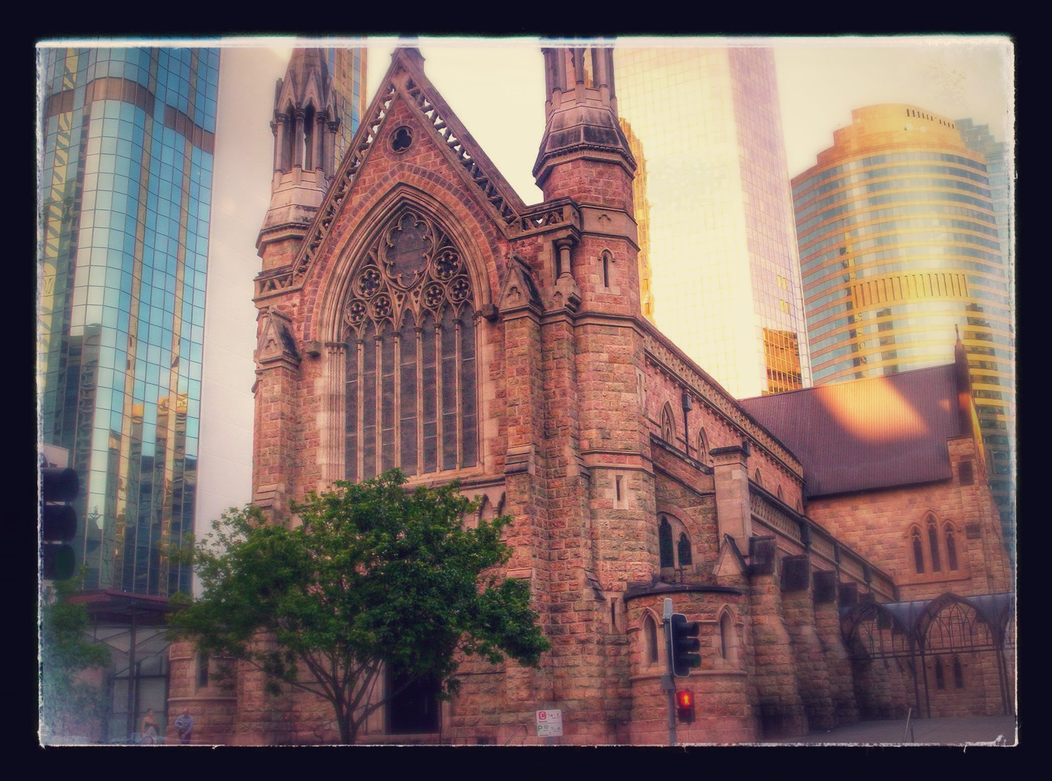 Cathedral in Brisbane