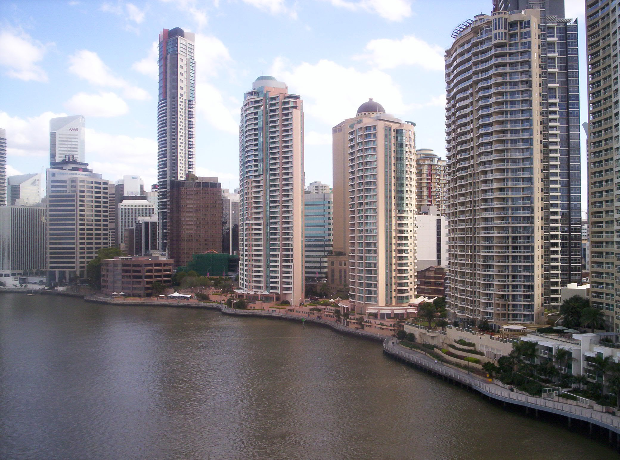 Brisbane riverfront