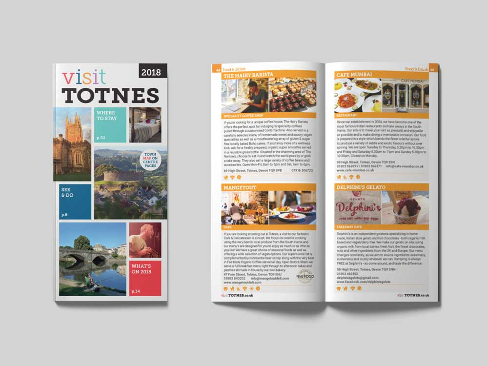 Copy of mini travel guides