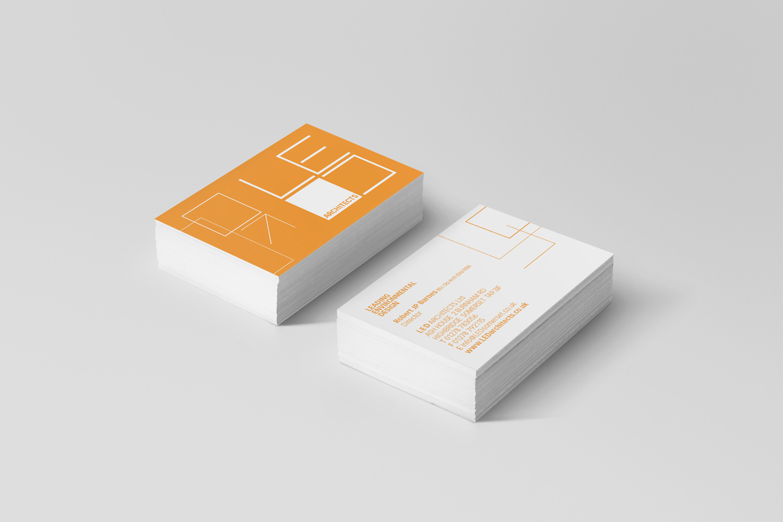Architects brand identity