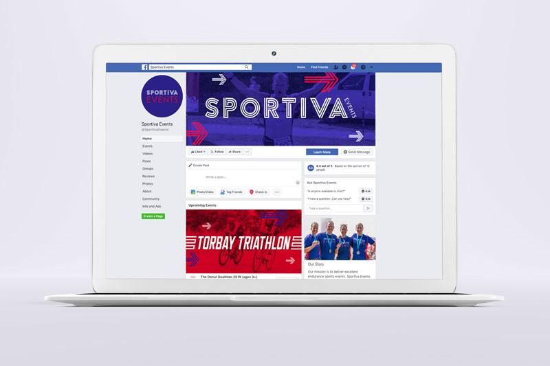 facebook advertising for sports event