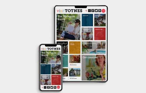 <strong>Town Brand & Web Design</strong><p>Web Design / Branding / Marketing</p>