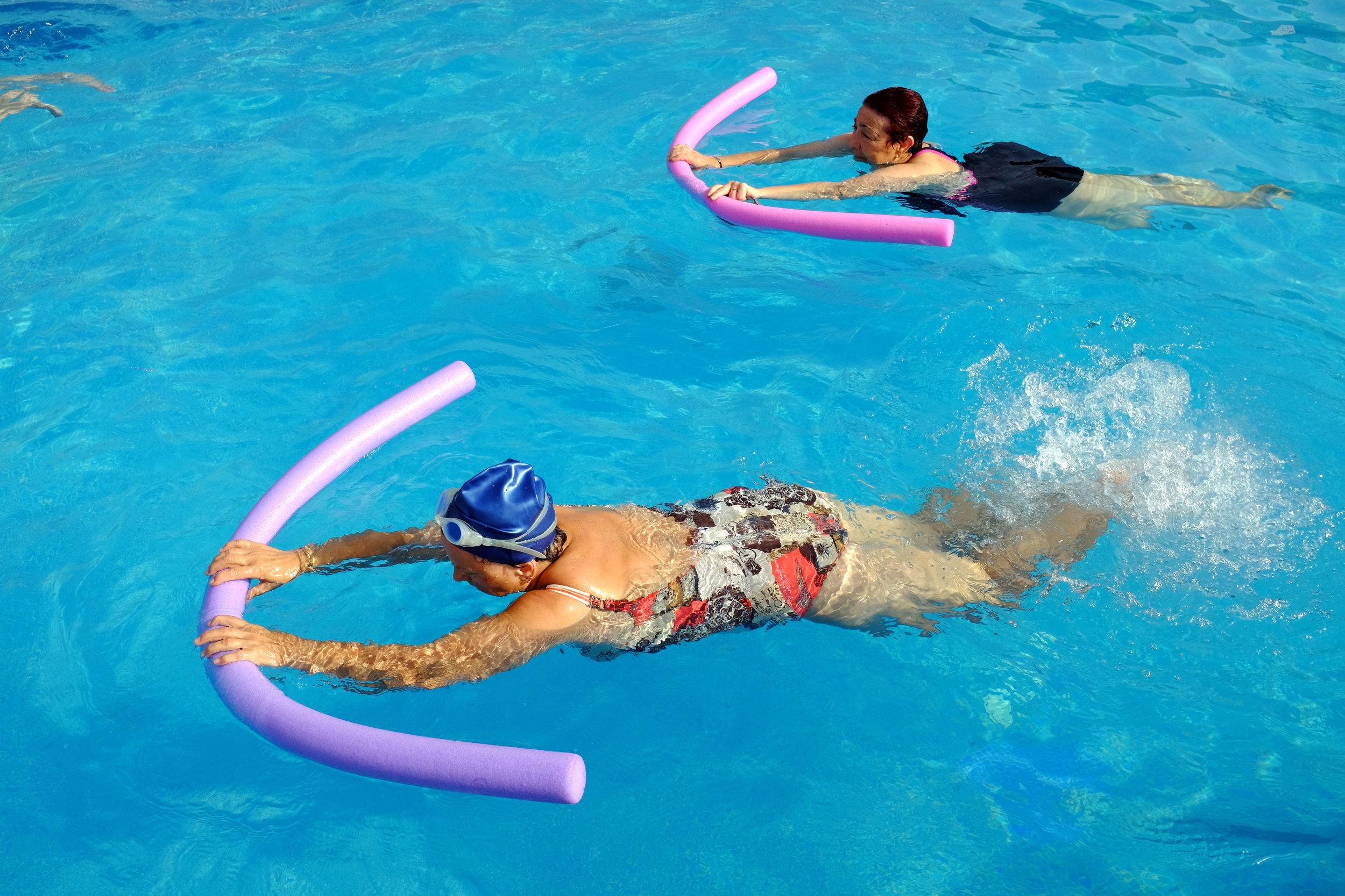 Adult Swim Classes www.mobileswimschool.com