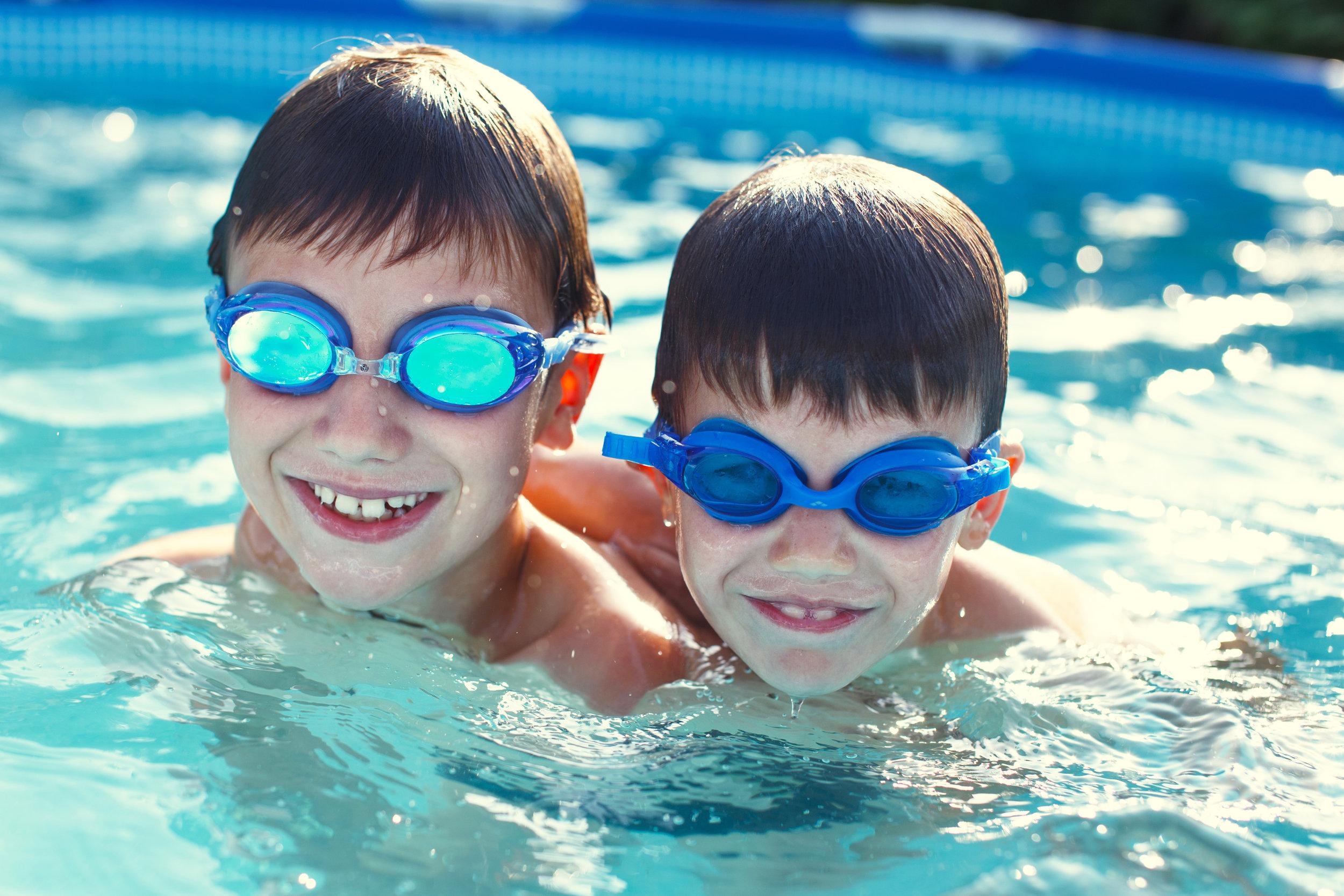 Swim Lessons at Mobile Swim School!
