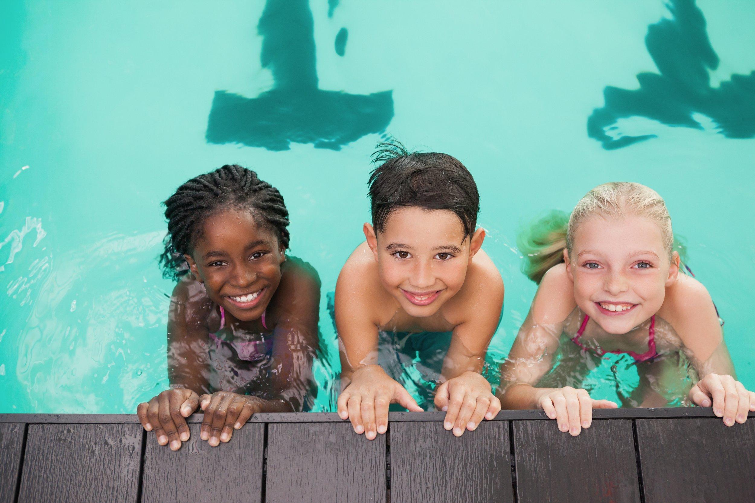 Group Swim Lessons at Mobile Swim School