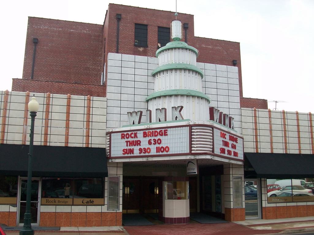 Historic Wink Theater