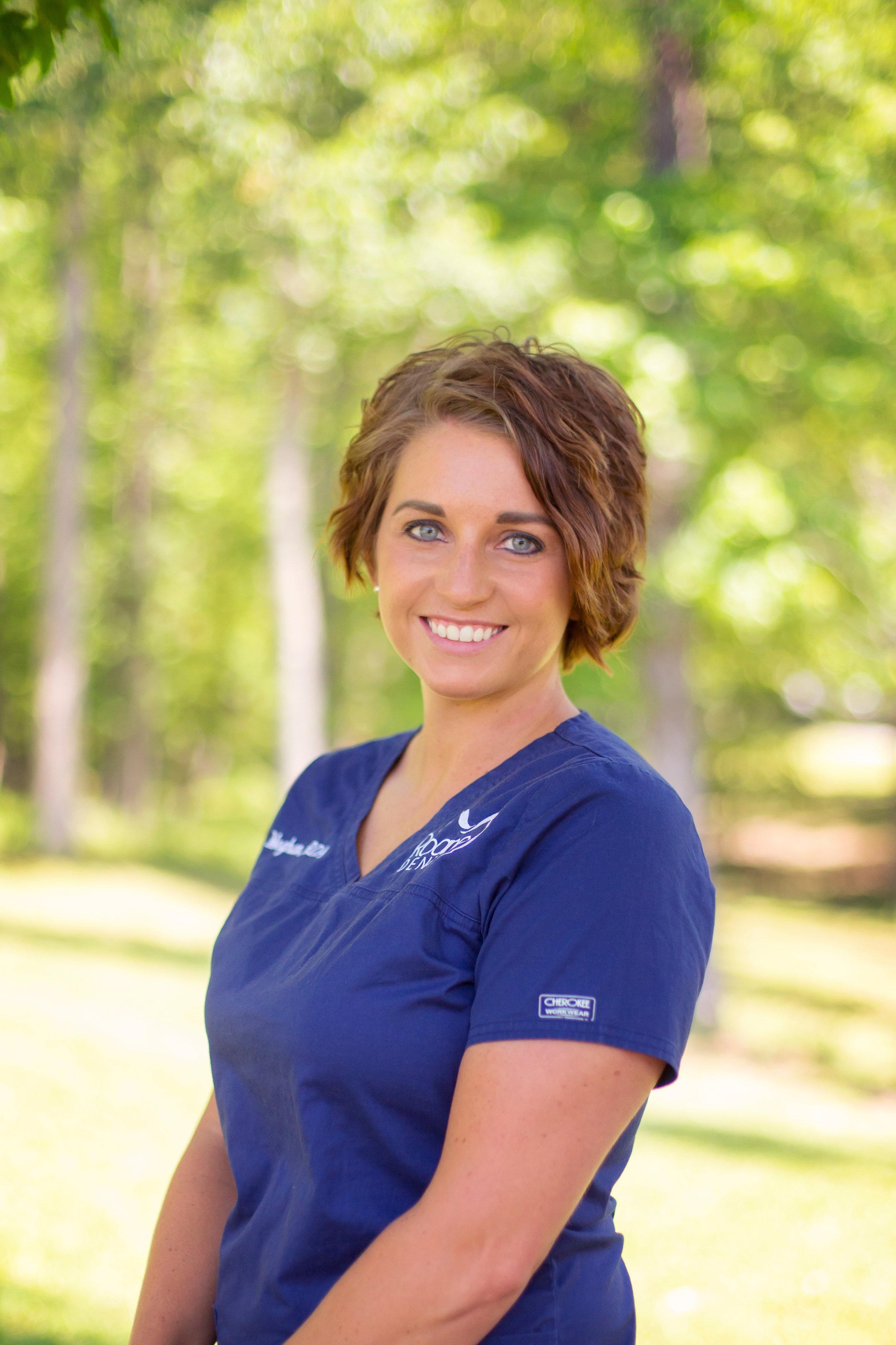 Meghan - Dental Assistant