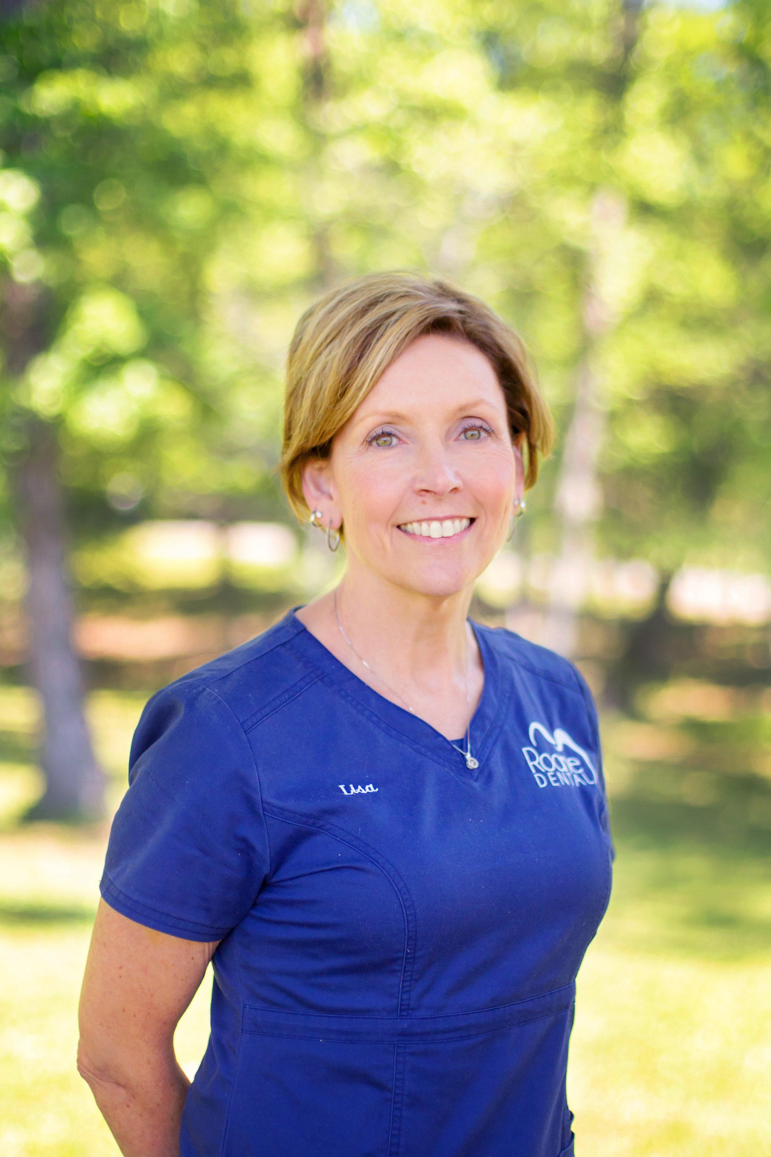 Lisa - Insurance & Financial Coordinator