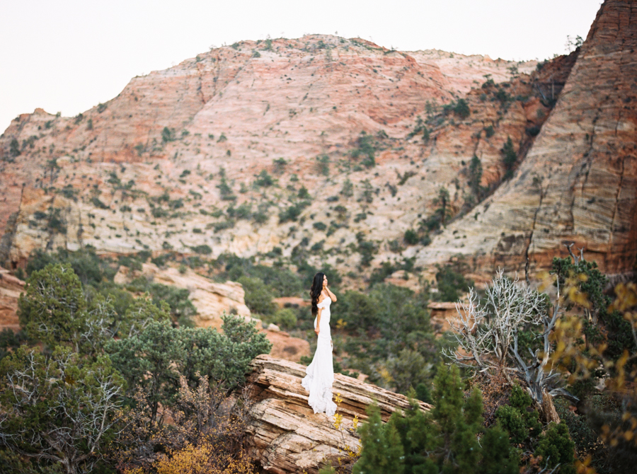 Zion Southern Utah Wedding Photographer