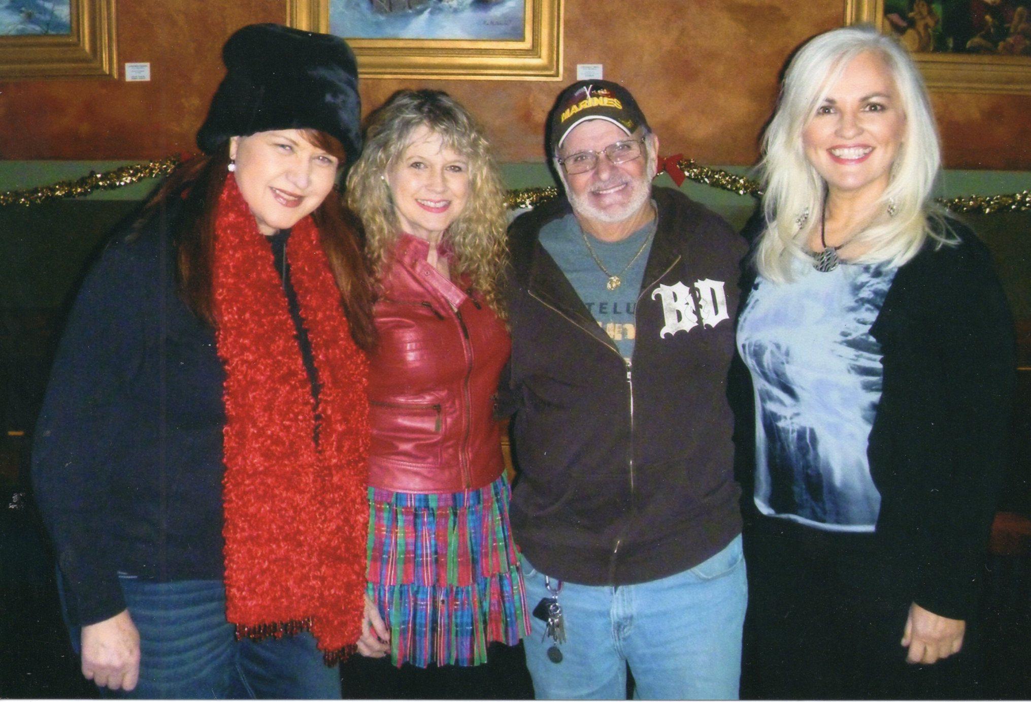 Becky Hobbs, Kacey Jones & Benita Hill
