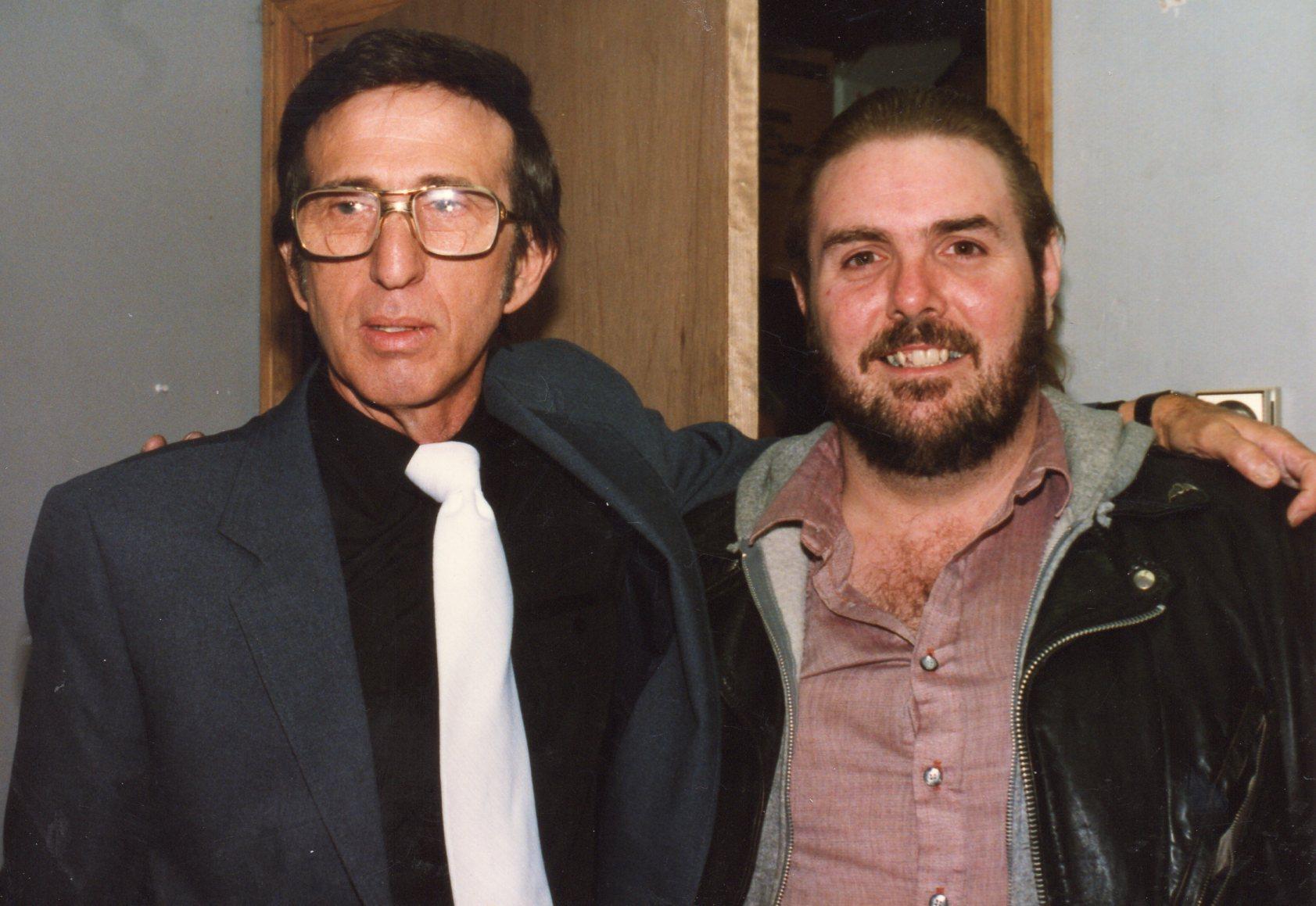 D.J. Fontana & Chuck Myra