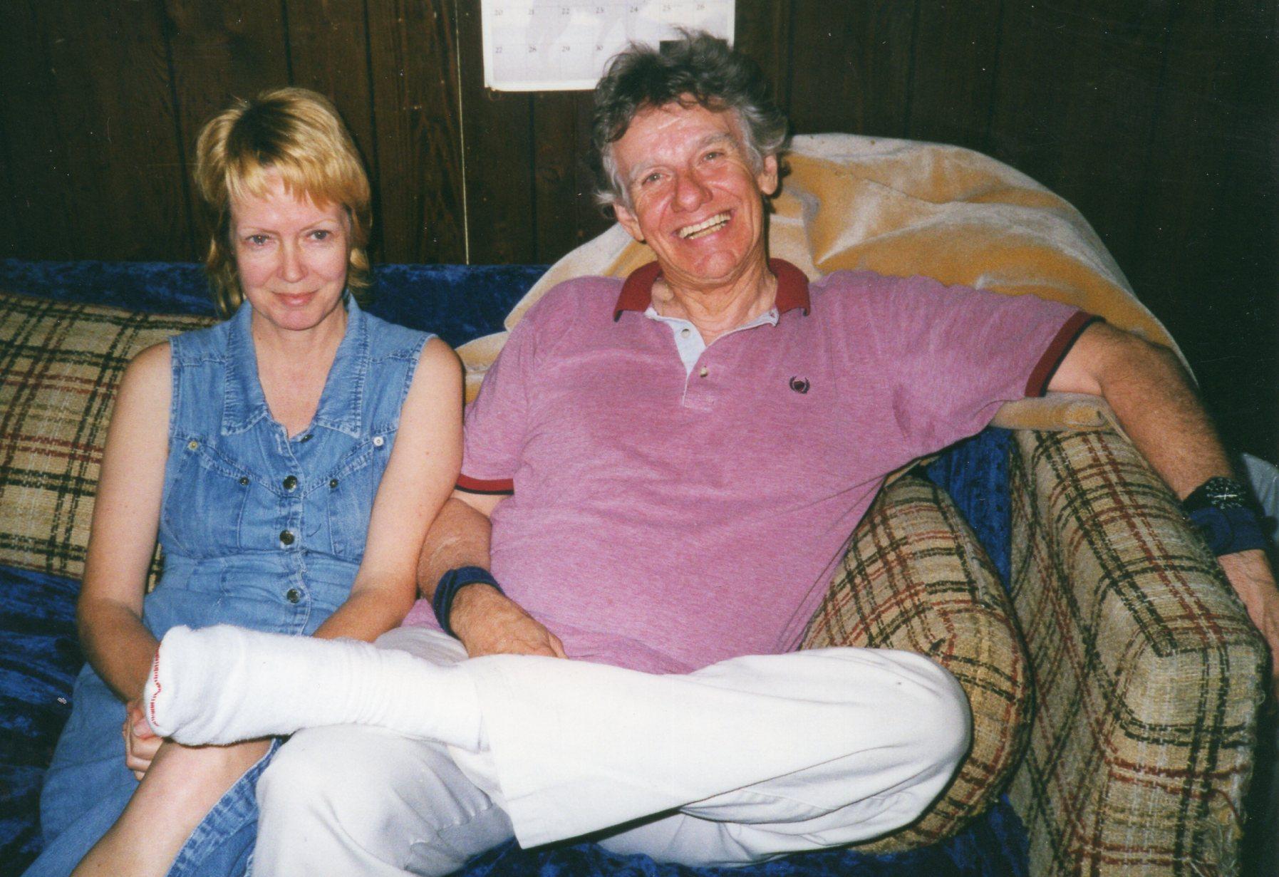 Dale Hawkins & Flo Murdock