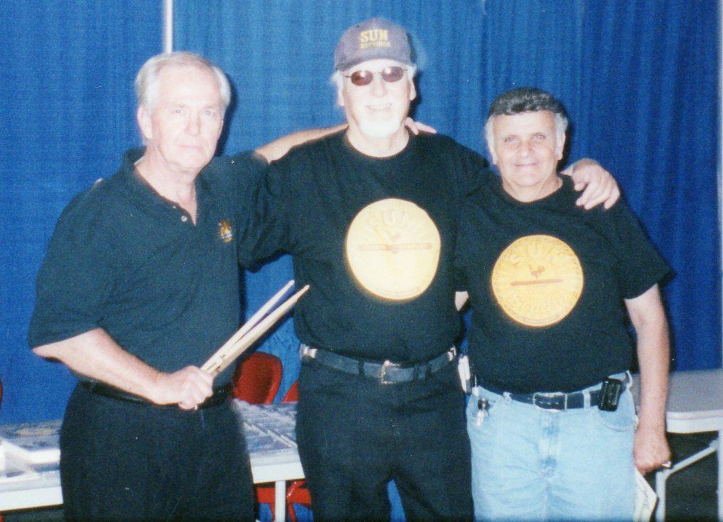 J.M. Van Eaton & Sonny Burgess