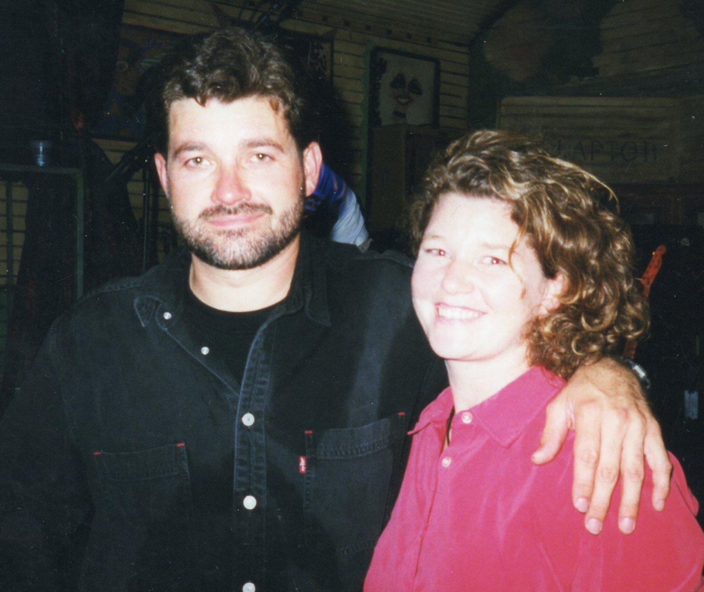 Tab Benoit & Kathy Gillis