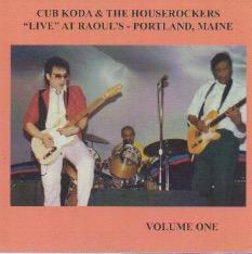 Cub Koda & The Houserockers Vol. 1.jpeg