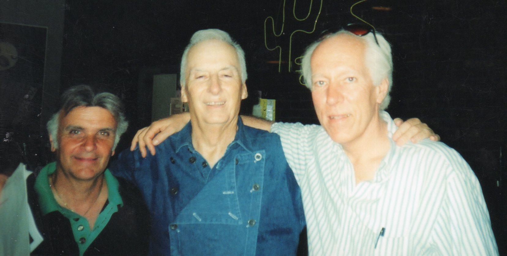 Sonny Burgess & George Carpenter