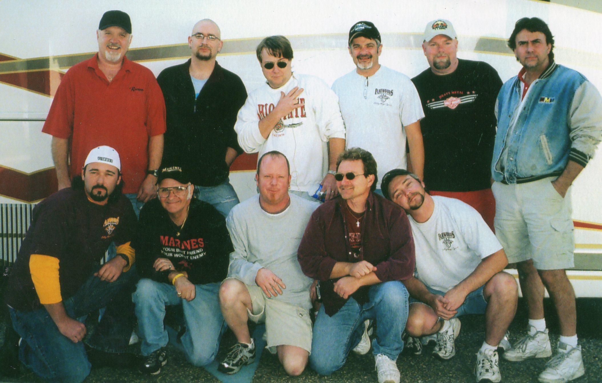 Slydog (Billy Ray Cyrus Band & Crew)