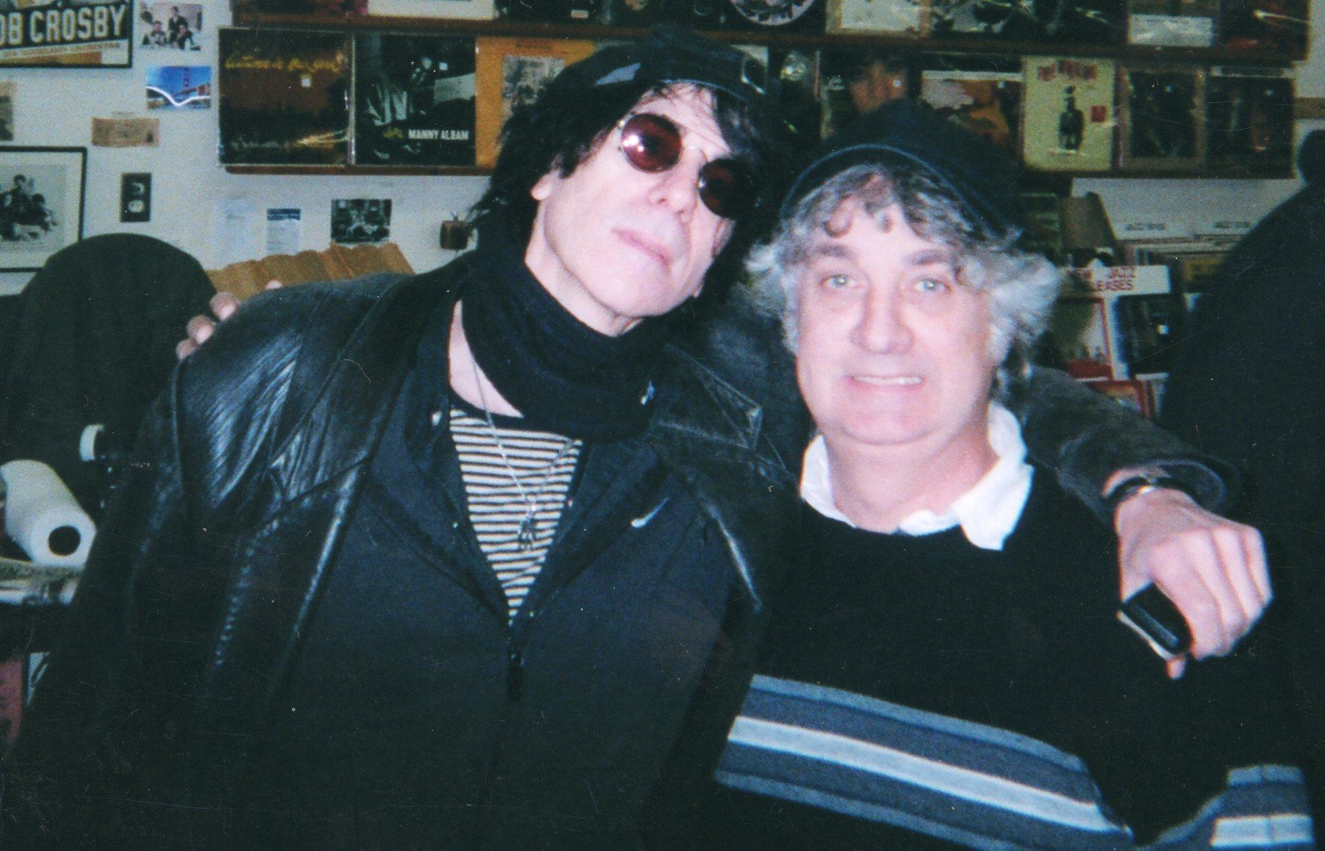 Peter Wolf & Silvertone Steve