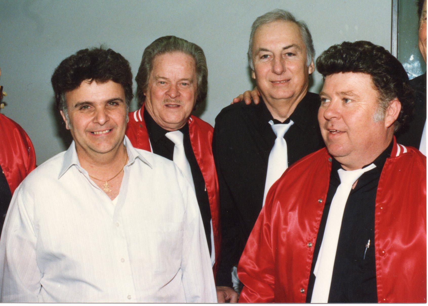 Marcus Van Story,Sonny Burgess & J.L. Smoochy Smith