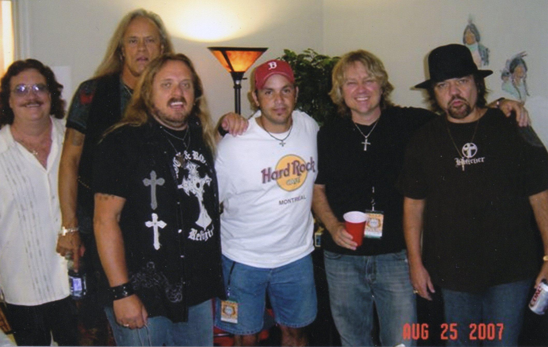 Lynyrd Skynyrd & Wayne Cocorochio