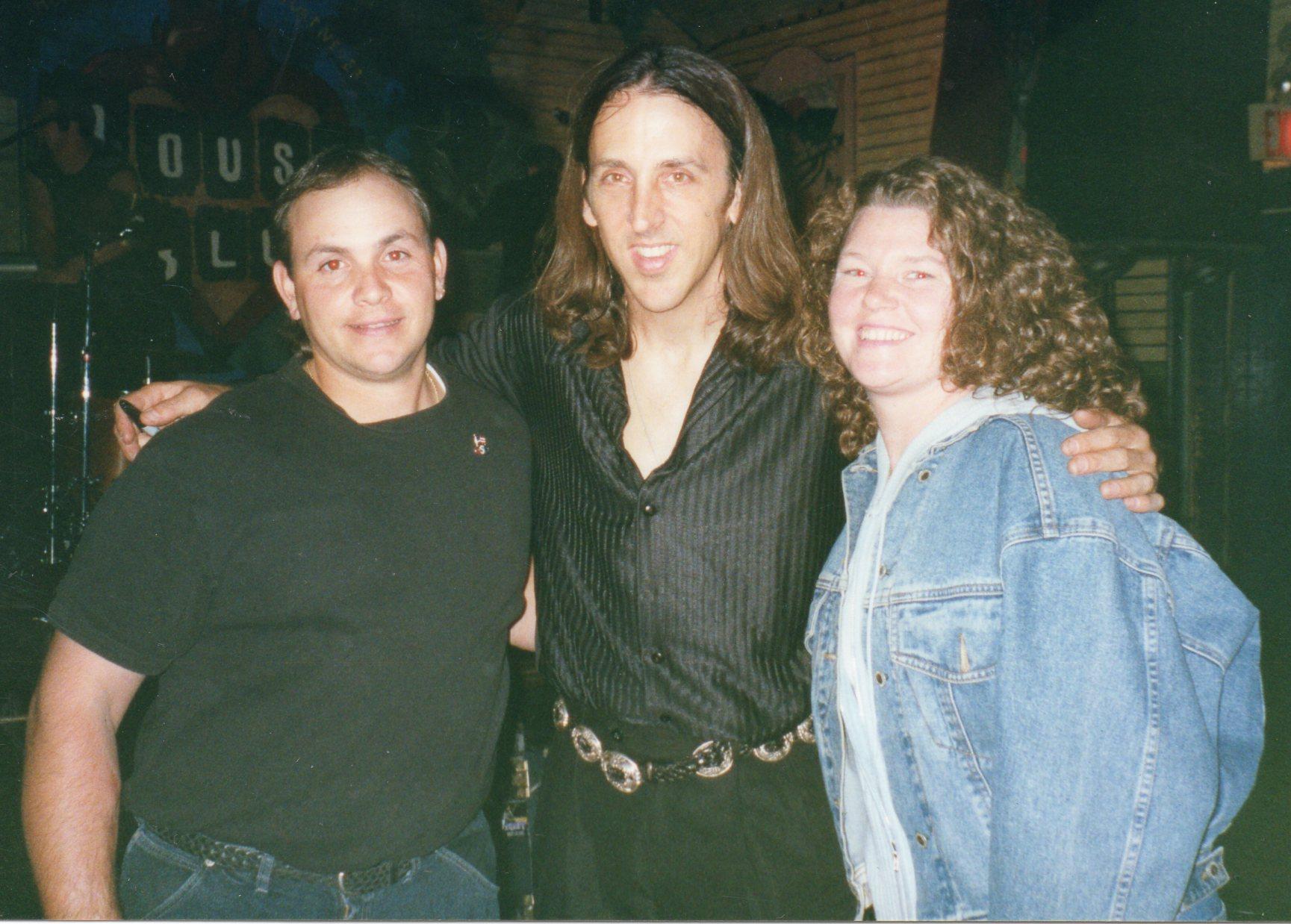 Jim Suhler & Wayne Cocorochio & Kathy Gillis
