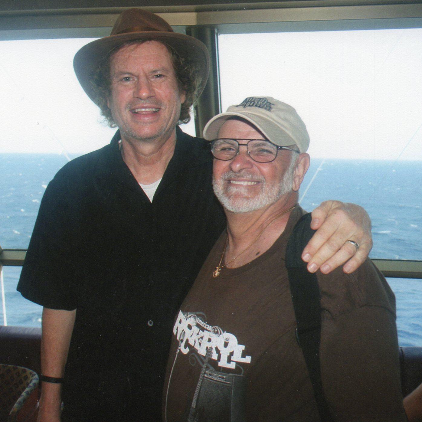 Jimmy Hall (Wet Willie) & (Hank Williams Jr.)