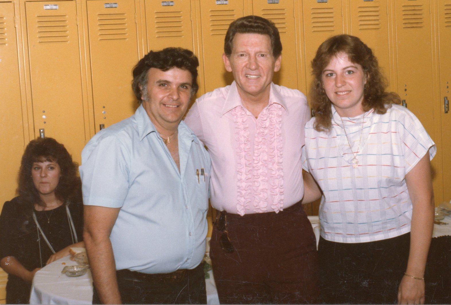 Jerry Lee Lewis & Pat Polk