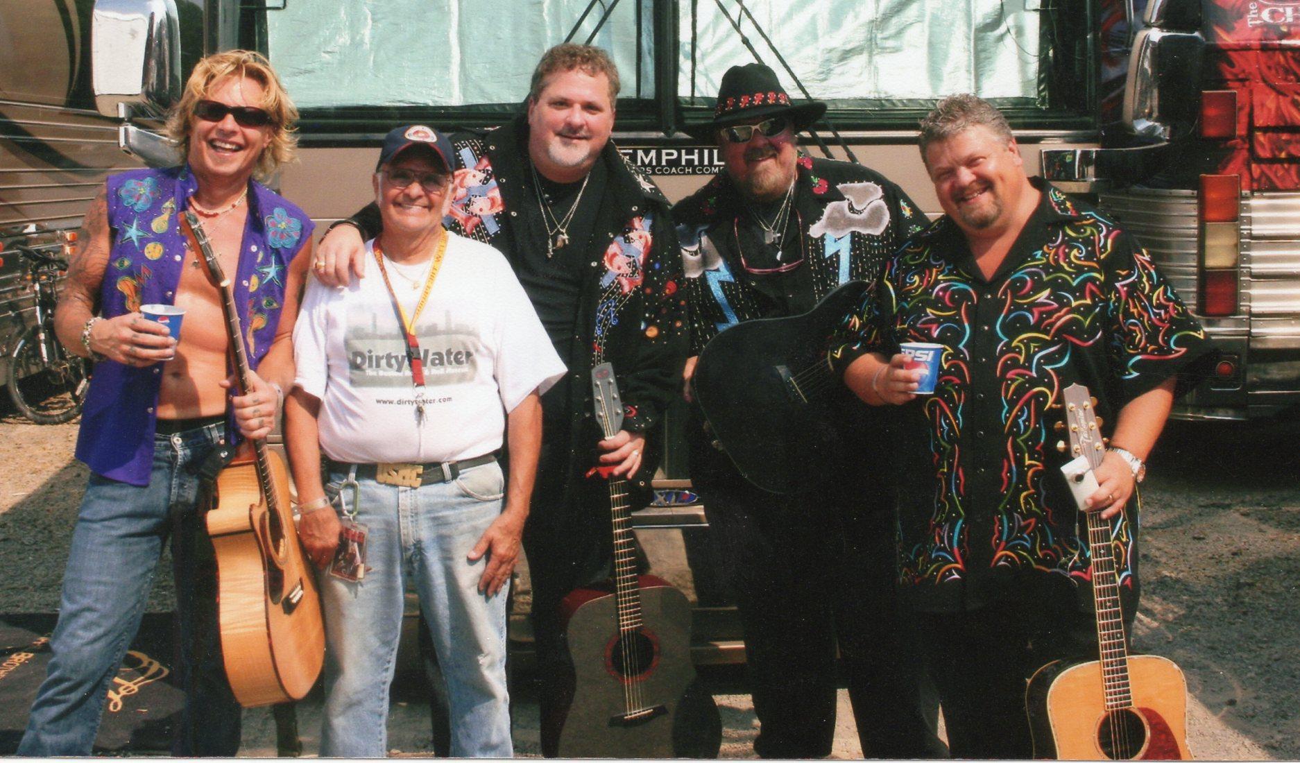 Jeffrey Steele, Bob DiPiero, Tony Mullins & Craig Wiseman (Hitman of Music Row)
