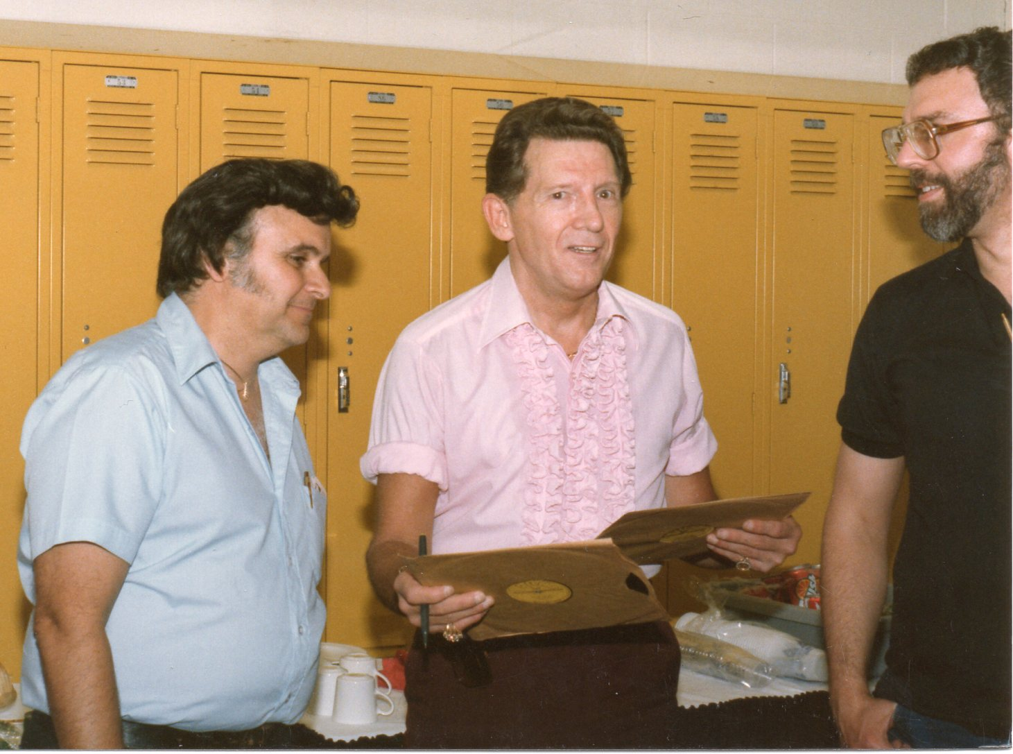 Jerry Lee Lewis & Gary Skala