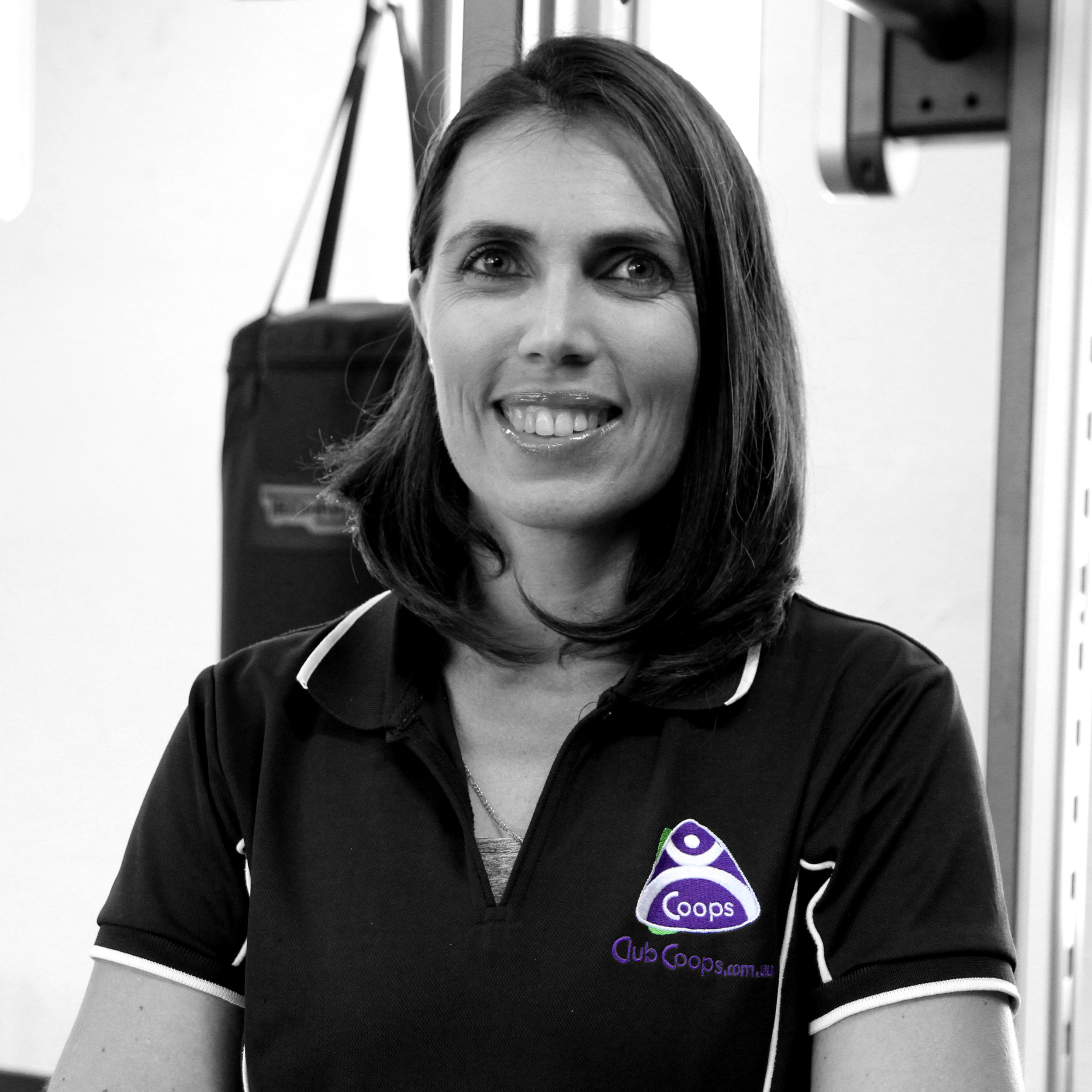 Christine Faull   I am a mother of 3 who has had a passion for fitness since my 3 rd child was born 6 years ago. As you can imagine 3 pregnancies left me with excess weight and a less than weak core. I was drawn to training through needing help myself and this is where I found my passion. After losing the excess weight and rehabilitating my core it became very real to me that I can help others do the same. I get it as a busy Mum we need time efficient workouts and nutrition that the whole family can eat and this is where I am today a trainer to those busy mums who need just that.  I believe exercise is for everyone, and finding something that you love is critical. I will help you find what works for you, and together we can shape your body, mind and soul into the best version of yourself.  Qualifications:   Cert III and IV in Fitness  Love working with : Mums who want to be fit and healthy to be able to give the best of themselves to their families.   'Your life is made up of 2 dates and a dash – its what you make of the dash that counts!'