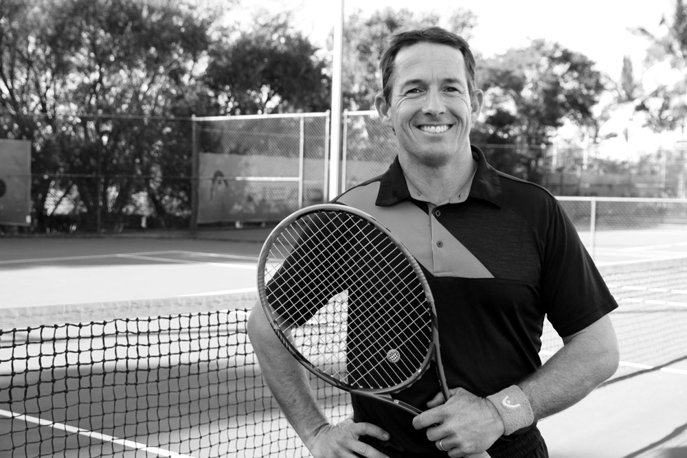 """Brett Page   # Club Coops Director of Tennis / Tennis Club Manager  # Level 2 Tennis Professional  # PTR High Performance Coach (USA)  # Over 20 years Head Coaching experience  # Head Women's Tennis Coach Michigan State University -Led team to Highest Ranking and Most Wins in 20 years  # Head Tennis Coach – Michigan Athletic Club (over 10k members)-Coached over 20 juniors obtain US College scholarships as a Student / Athlete. These players have received over $500,000 of scholarships money  # Head Coach / Tennis Coordinator -Brisbane Grammar School – Winning 2 GPS Premierships & more than 15 undefeated age teams  Former Hitting Partner / Coach to ATP / WTA Processionals: Brenda Schultz-McCarthy (Top 10 WTA), Tracey Morton (Top 50 WTA), Frank Salazar (#1 ITF Junior - #1 USTA Junior), Andrea Remynse (#29 ITF Junior - #1 USTA Junior), Alex Forger (#20 USTA Junior), Ben Slade (#8 Australian Junior & current Scholarship Student / Athlete @ Cleveland State University) & Australian Federation Cup Team (practice partner)   About: My passion for Tennis and The Love of the Game began at 10 years of age when I started subbing in for my sisters Friday Fixtures Competition at Club Coops.  From there within 12 months I was competing in State and National Tournaments and eventually a two time Undefeated 1st IV Premierships at Nudgee College.  I have played many professional tournaments all over the world, primarily in the US which led to several job opportunities, which in turn led to travelling & hitting with multiple professional players   @ Club Coops:   •Directs and Instructs all Junior & Adult Group & Private Coaching – Red Ball 30 (from 3 years) to High Performance National level players  • Adult Socials, Club Tournaments & Events  • In House & Super League Fixtures Programs   """"Stand tall and be proud of where you are in life's journey..."""""""