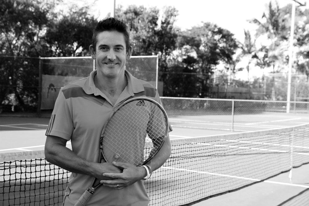 Jeff Speer    Qualifications:  Tennis Australia. Club Professional Coach   About:  I began playing tennis at the age of 10 and now have over 27 years of on court experience. Throughout my junior years I represented my state and country at the elite level and at the age of 18 transitioned into my coaching career. I'm extremely passionate about developing players to their full potential.   'The best athletes aim for excellence instead of perfectionism, they understand that they won't be able to play their best tennis every time, however they have deep belief in them self and their preparation that their best effort will be enough to succeed.'