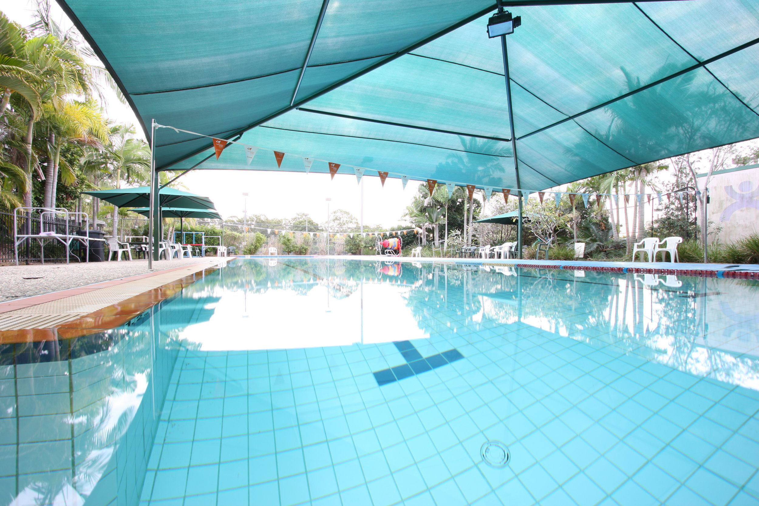 Swimming Pool - 25m Heated Pool with Aqua Aerobics - Classes available as part of your membership