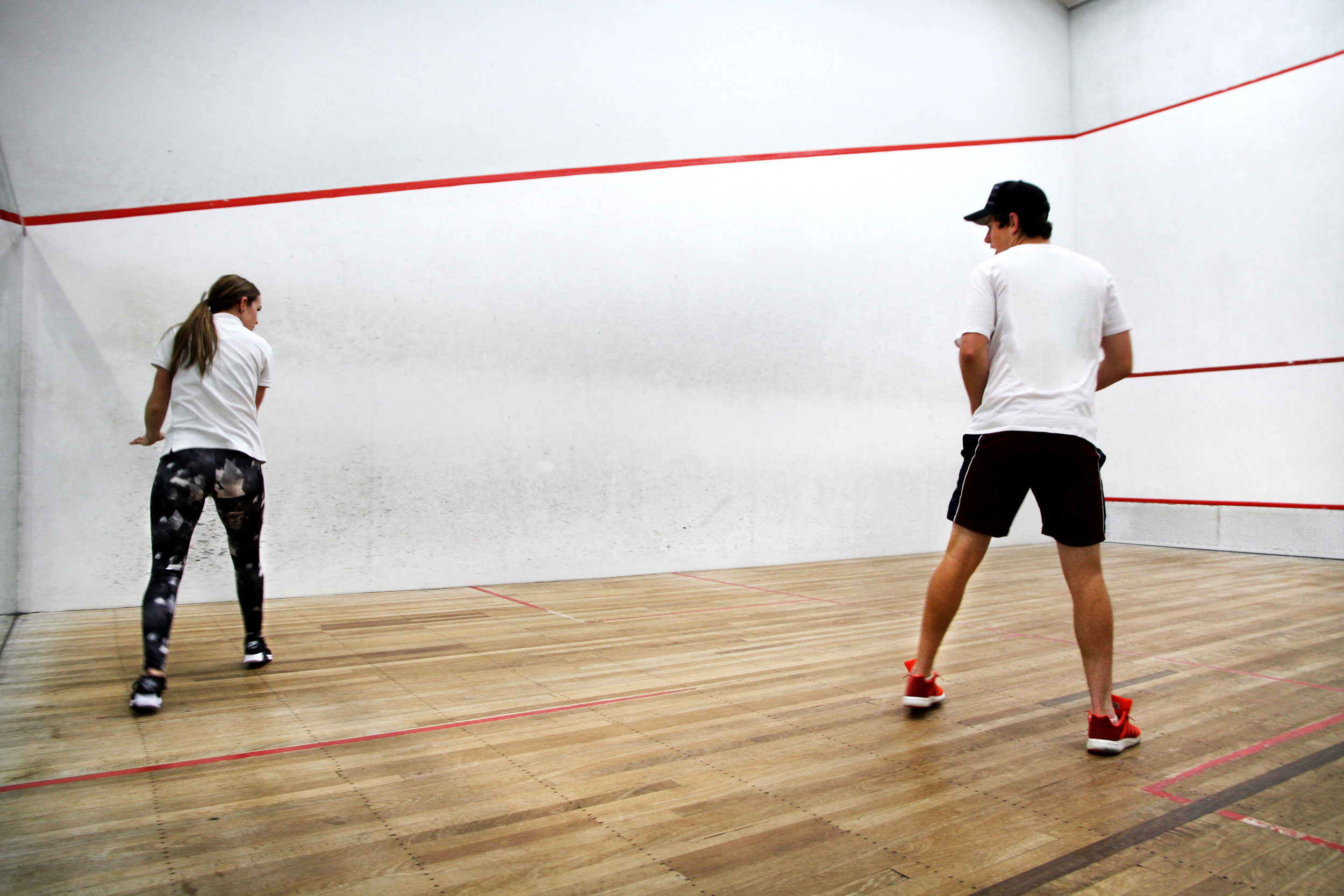 Squash Courts - 7 Squash Courts