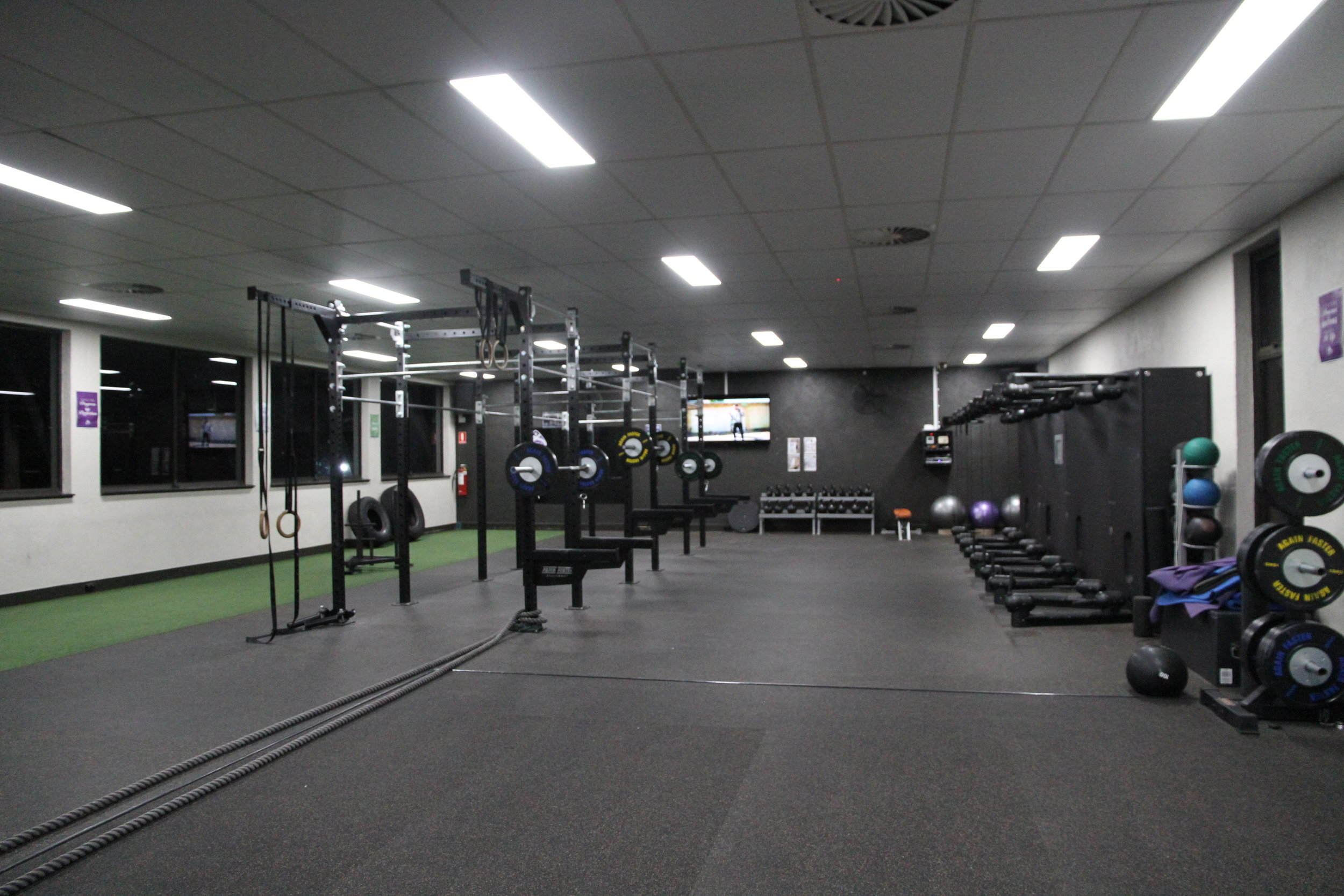 Functional Training - All Inclusive Of Your Coops Complete Membership